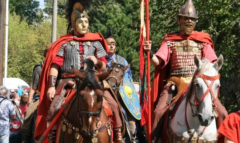 rimske hry