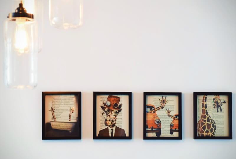 originalne obrazy na stenu